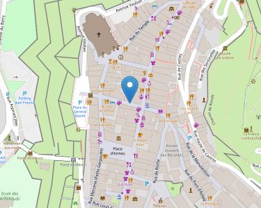 Adresse CCAS DE BRIANCON