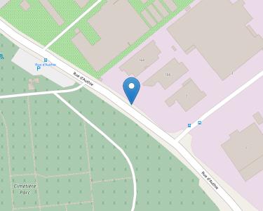 Adresse CENTRE HOSPITALIER DE VALLAURIS