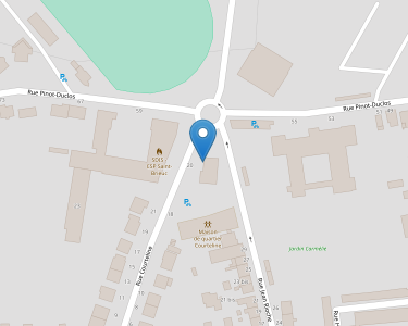Adresse CENTRE GERONTOLOGIQUE DEPARTEMENTAL