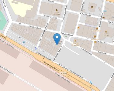 Adresse CCAS DE TOULON BAS