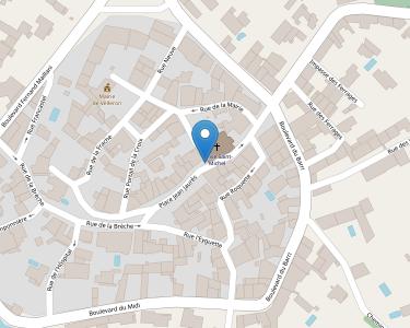 Adresse CCAS DE VELLERON