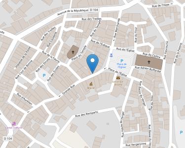 Adresse CCAS DE LORIOL