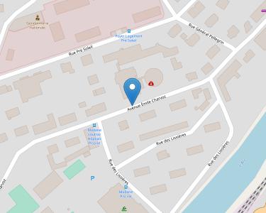 Adresse CENTRE HOSPITALIER DE MODANE