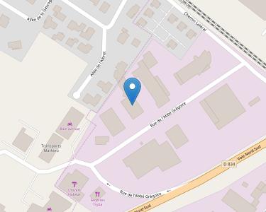 Adresse AD PEP 64 - PYRENEES ATLANTIQUES