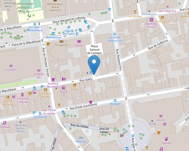 Adresse CCAS - VILLE DE PAU