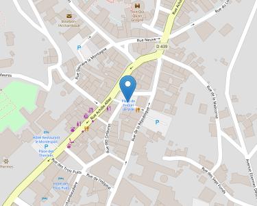 Adresse CCAS DE BOURBON L'ARCHAMBAULT