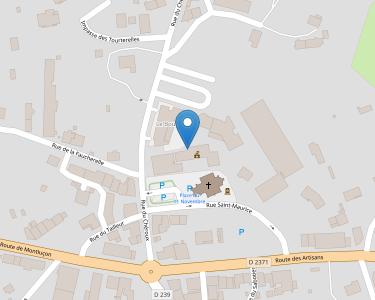 Adresse CCAS DE CHAMBLET