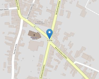Adresse CCAS DE LURCY-LEVIS