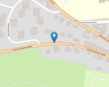 Adresse CENTRE HOSPITALIER DE SAINT FLOUR