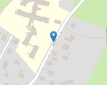 Adresse HOPITAL LOCAL DE MASEVAUX
