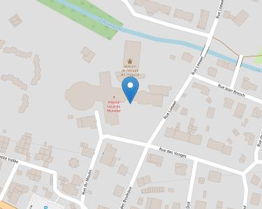 Adresse HOPITAL LOCAL LOEWEL DE MUNSTER