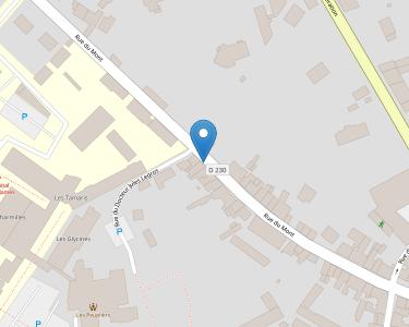 Adresse CENTRE D'ACCUEIL ET DE SOINS ST MAUR
