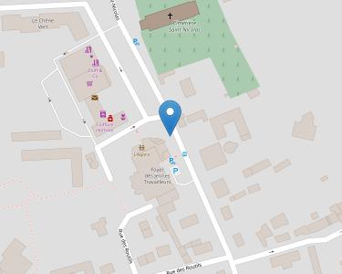 Adresse AGAPEI - GRANVILLE
