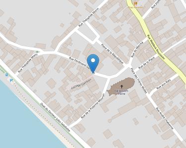 Adresse CENTRE MEDICO-SOCIAL ET CULTUREL DU CANTON DE POUILLY/LOIRE