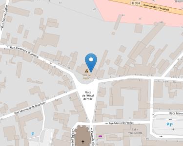 Adresse CCAS DE DIGOIN