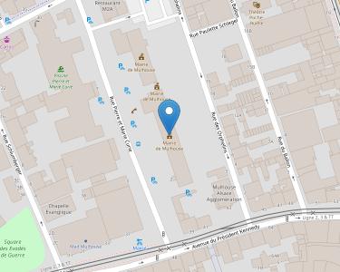 Adresse VILLE DE MULHOUSE
