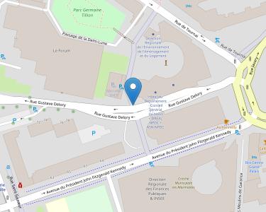 Adresse CONSEIL DÉPARTEMENTAL DU NORD