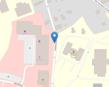 Adresse CENTRE HOSPITALIER PAIMPOL