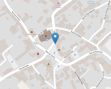Adresse CCAS DE MAEL CARHAIX