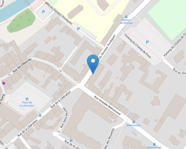 Adresse CCAS DE LANDERNEAU