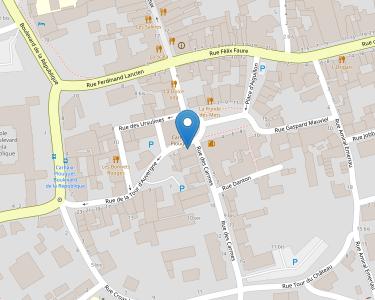 Adresse CCAS DE CARHAIX-PLOUGUER