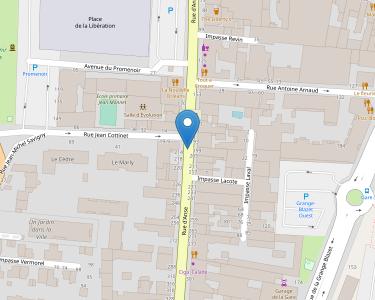 Adresse CH VILLEFRANCHE-SUR-SAONE
