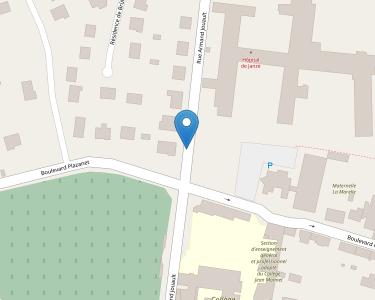 Adresse CENTRE HOSPITALIER JANZE