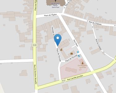 Adresse CENTRE HOSPITALIER GRAND FOUGERAY
