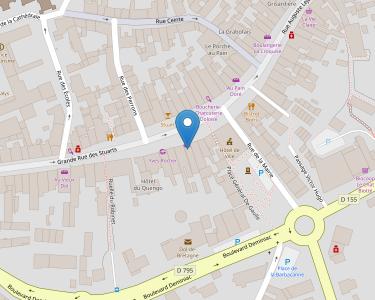 Adresse CCAS DOL DE BRETAGNE