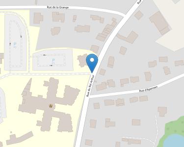 Adresse CENTRE HOSPITALIER ALPHONSE GUERIN - PLOERMEL