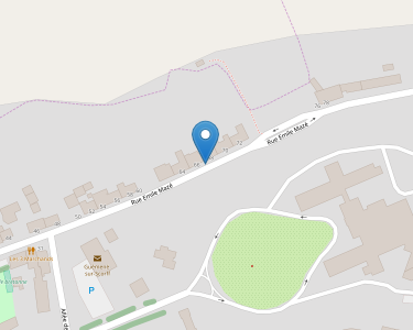 Adresse CENTRE HOSPITALIER DE GUEMENE SUR SCORFF