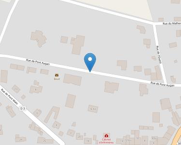 Adresse MAISON DE RETRAITE