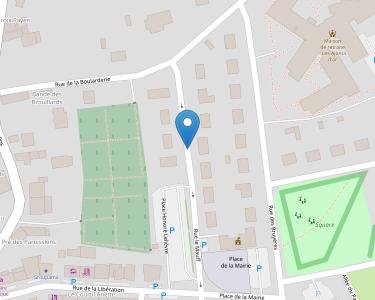 Adresse ASSOCIATION DES CENTRES DE SOINS D'ALLAIRE-MALANSAC