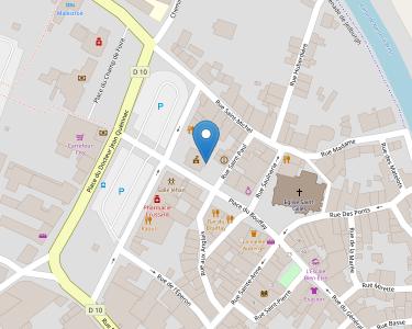 Adresse CCAS DE MALESTROIT