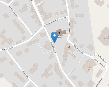 Adresse CCAS DE ST THURIAU