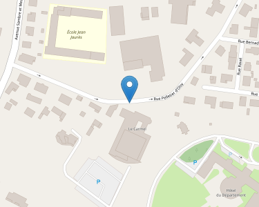Adresse MDPH 32 - Gers