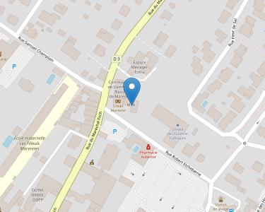 Adresse CENTRE INTERCOMMUNAL D'ACTION SOCIALE (C.I.A.S.) DU BASSIN DE MARENNES