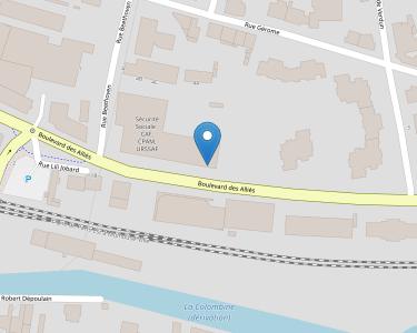 Adresse CAF DE HAUTE SAONE