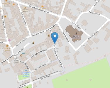 Adresse CCAS DE BOURBON-LANCY