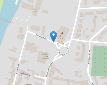 Adresse CCAS DE CHALETTE SUR LOING