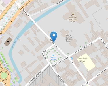 Adresse CENTRE MUNICIPAL D'ACTION SOCIALE DE TROYES