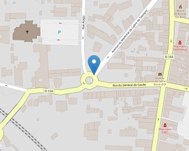 Adresse CCAS DE ROMILLY-SUR-SEINE