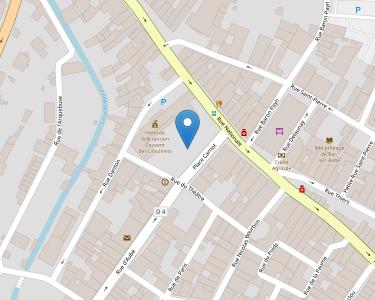 Adresse CCAS DE BAR-SUR-AUBE