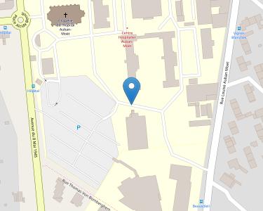 Adresse CENTRE HOSPITALIER D'EPERNAY