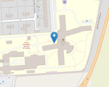 Adresse CENTRE HOSPITALIER DE VITRY LE FRANCOIS