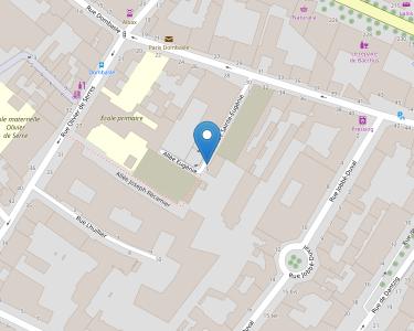 Adresse ASSOCIATION PIERRE OLIVAINT- FOYER DE JEUNES TRAVAILLEUSES