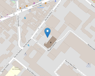 Adresse FOYER DE JEUNES TRAVAILLEURS HENRI PLANCHAT