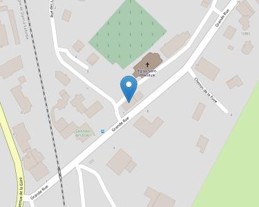 Adresse ASSOCIATION LOCALE ADMR/LABERGEMENT-STE-MARI