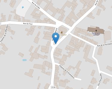 Adresse CCAS DE SAINT-SAUVANT