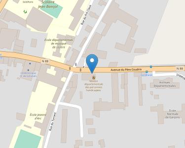Adresse MDPH 48 - Lozère